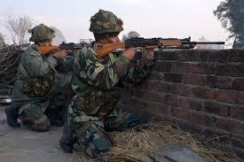 Militants' bid to attack CRPF camp foiled, gunbattle ensues