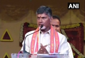 Injustice being done by Centre: Chandrababu Naidu