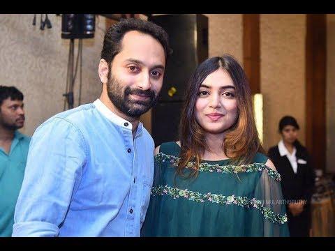 Nazriya turns producer for Fahadh Faasil's next