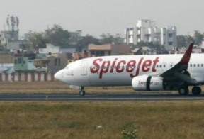 Hyderabad to Bangaluru SpiceJet flight veered off