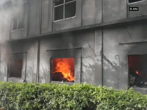 Two killed in fire at hotel in Palakkad