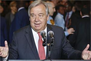 UN chief urges Lankan prez to allow vote in Parliament 'as soon as possible'