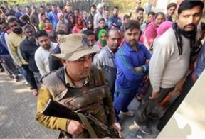 Voting begins for 7th phase of J&K panchayat polls
