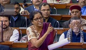 No scam in Rafale deal; it will help Modi come back to power: Sitharaman in Lok Sabha