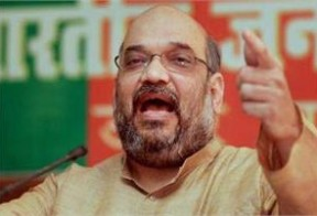 Amit Shah visits Jagannath temple, upcoming stadium site