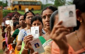 Over 24 per cent polling till 1100 hrs in UP