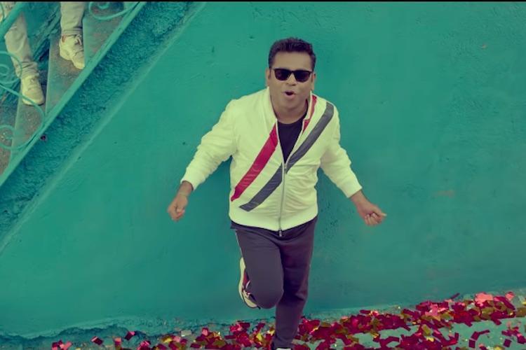 AR Rahman's Hindi version of 'Marvel anthem' for 'Avengers