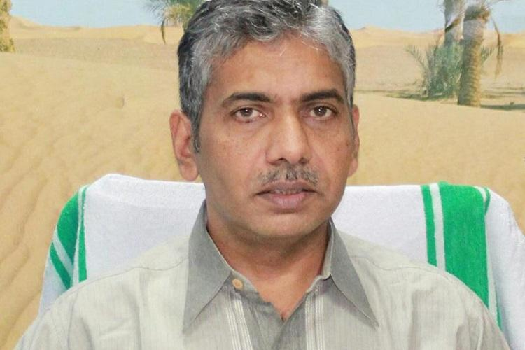 Kerala DGP Jacob Thomas to not contest 2019 polls: 'Govt refuses to grant VRS'