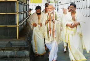 Kerala as dear to me as Varanasi, says Modi