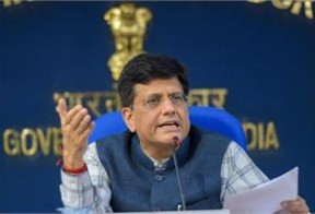 Union minister Piyush Goyal appointed Deputy Leader of House in Rajya Sabha