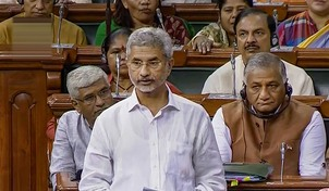 No such request made by PM Modi: Jaishankar on Trump's claim