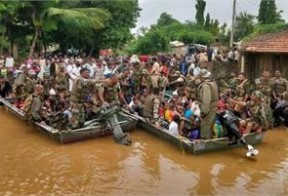 Karna floods: Govt pegs loss at Rs 6000 cr, toll rises to 24