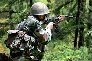Three ultras eliminated, one Army jawan killed in ongoing operation in J-K's Ramban