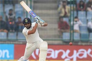 Rohit leads India's fightback as Proteas dominate first session