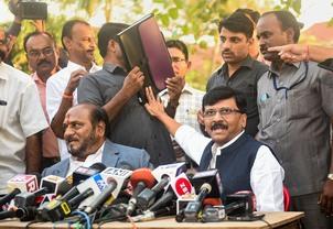 Next Maharashtra CM will be from Shiv Sena: Raut