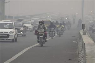 Delhi: Pollution levels likely to due to wind, air quality remains 'very poor'
