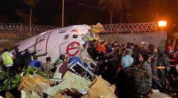 Air India plane crash land in Karipur; 20dead