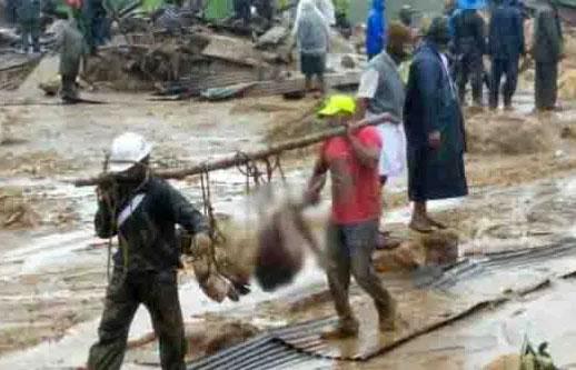 15 dead in landslide in Idukki's Pettimudi, 57 missing