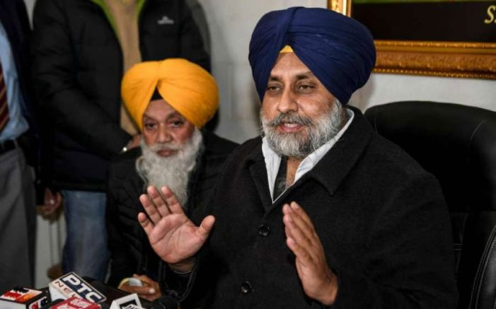 Shiromani Akali Dal breaks ties with BJP-led NDA over farm bills