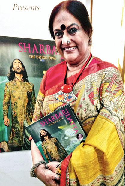 Fashion DesignerSharbari Dutta dies of stroke