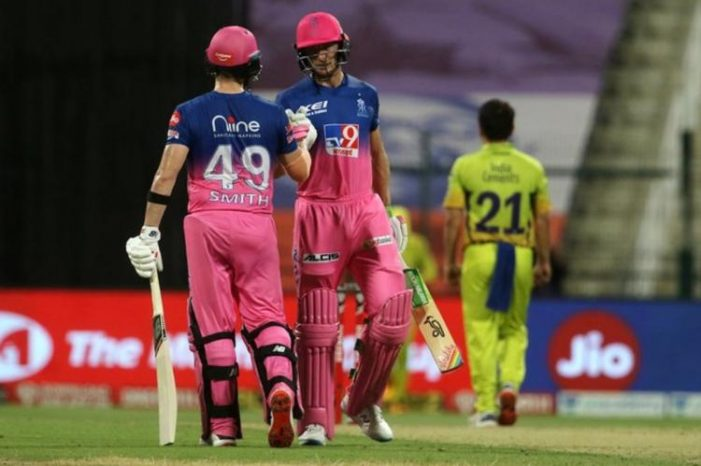 Rajasthan Royals beat CSK by 7 wickets