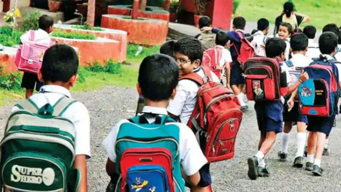 Kerala to reopen schools for classes 1 to 7 from Nov 1, other classes to reopen on Nov 15