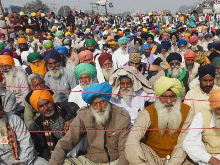 Govt-farmer meeting ends inconclusively; next round on Jan 19