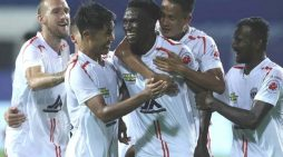 ISL: NorthEast and Goa evenly share goals, points