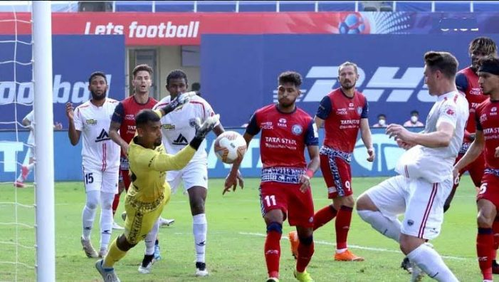 ATK Mohun Bagan, Goa evenly share two goals and points