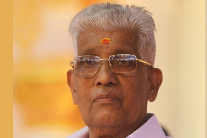 NSS slams LDF govt over double standards in recognising Mannathu Padmanabhan's contributions