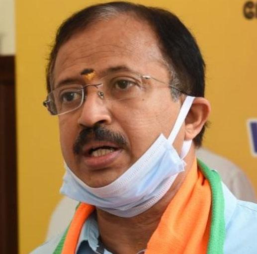 Will contest in Assembly election if BJP asks: V. Muraleedharan