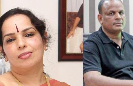 Kodiyeri's wife denies receiving iPhone; Santhosh Eapen claims Swapna received it
