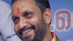 BJP has complete support of religious minority: K Surendran