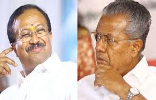 CM slams Muraleedharan, says gold smuggling via diplomatic channel began after he became Minister