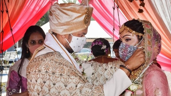 New curbs in Kerala amid surging Covid cases; weddings, functions to be registered in advance