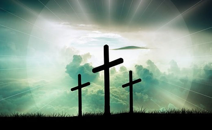 Christians celebrate Easter with fervour