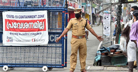 Current COVID-19 curbs to remain, no relaxations in Kerala