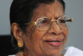 Veteran Communist leader KR Gouri, 102, passes away