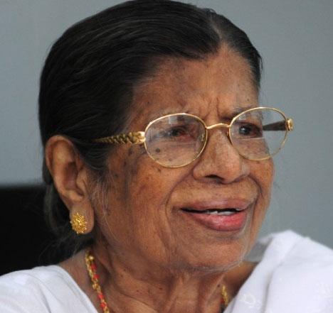 Veteran Communist leader KR Gouri, 102, passes away