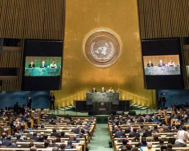 India responds to UN, says new IT rules 'designed to empower ordinary users of social media'