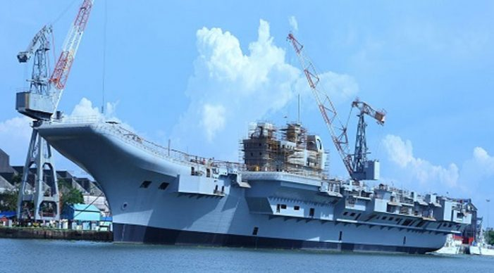 Third threat email arrives at Cochin Shipyard in four weeks