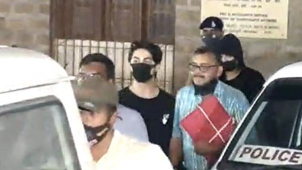 Mumbai cruise raid: Court sends Aryan Khan, 7 others to 14-day judicial custody
